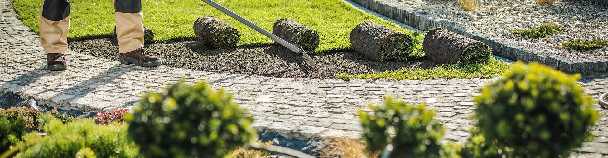 milton keynes landscape gardening